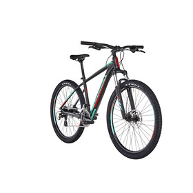 "ORBEA MX 50 MTB Hardtail 27,5"" sort/turkis"